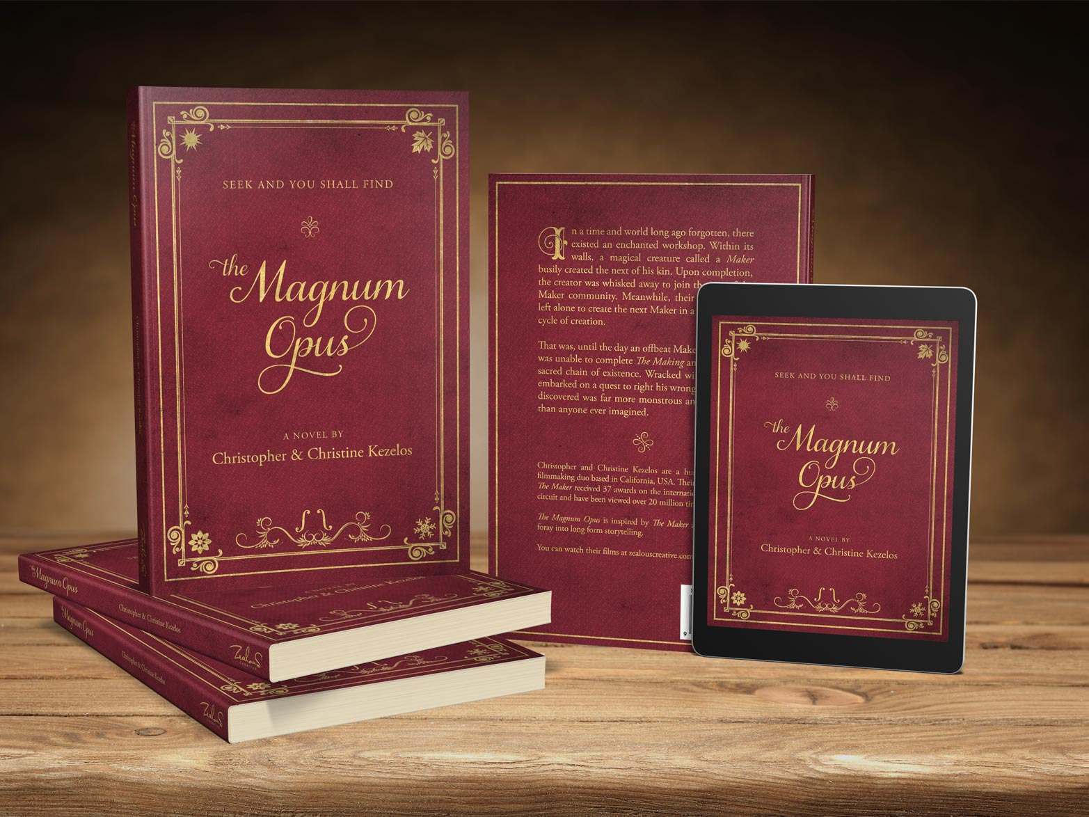 The Magnum Opus Paperback and eBook