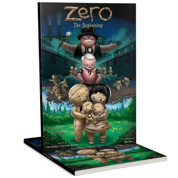 Zero: The Beginning - Graphic Novel