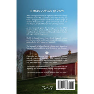 The Sasquatch of Jackson Farm - Back Cover