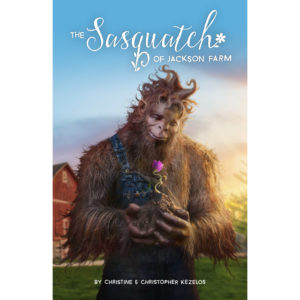 The Sasquatch of Jackson Farm - Front Cover