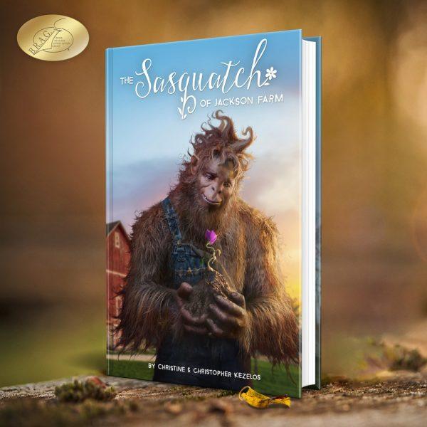 The Sasquatch of Jackson Farm Hardcover